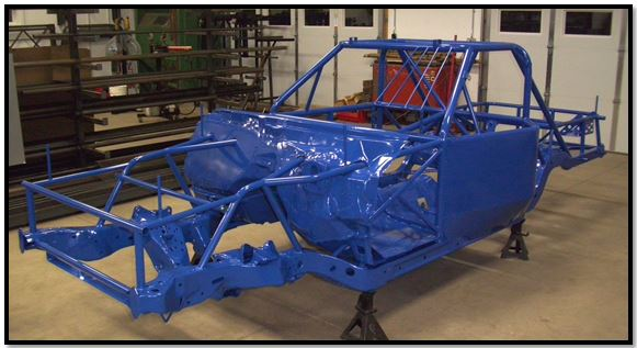 Street Stock Medieval Chassis