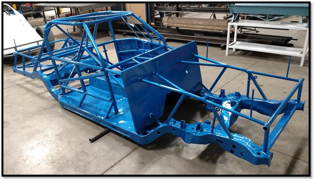 Stock Car – Medieval Chassis