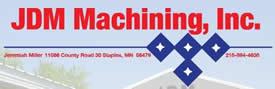 JDMMachining
