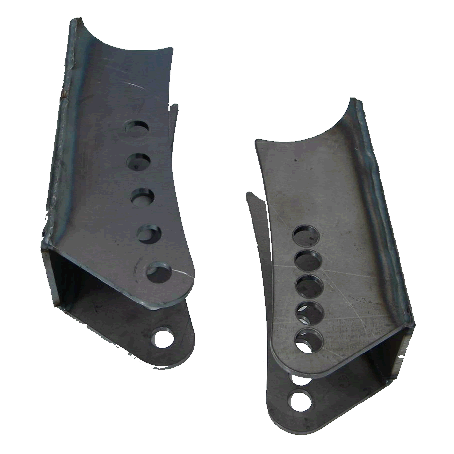 Rear Suspension – Medieval Chassis