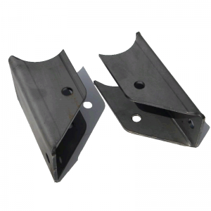 Brackets, Trailing Arm (Multi-Hole) – Medieval Chassis