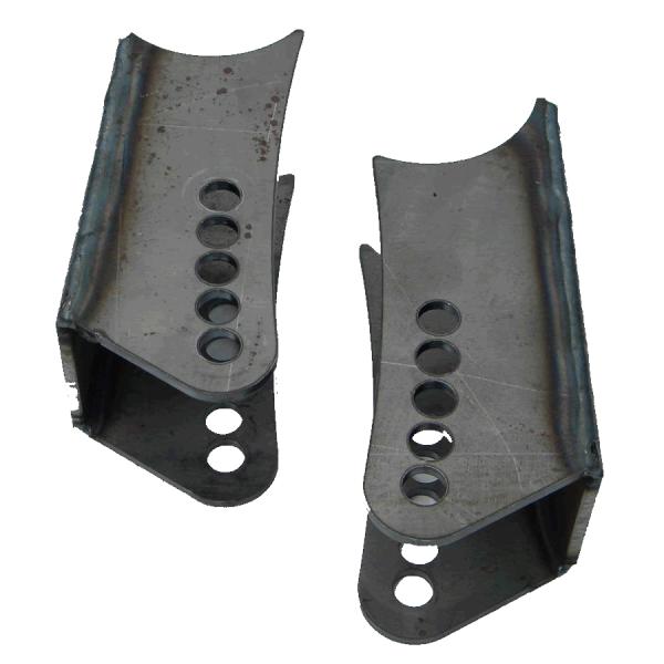 Brackets, Trailing Arm (Multi-Hole)