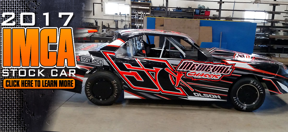 Used Imca Stock Car For Sale