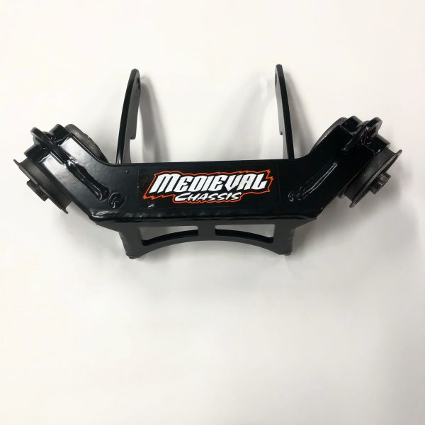 QC mount with pull
